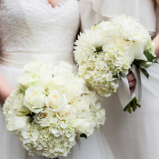 Ivory Bouquets