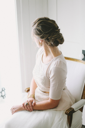 Ivory Winter Bride