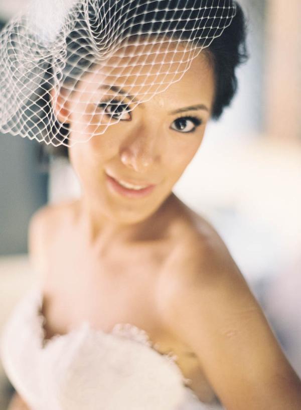 Jen Huang Bridal Portrait