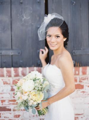 Jen Huang Bride Portrait