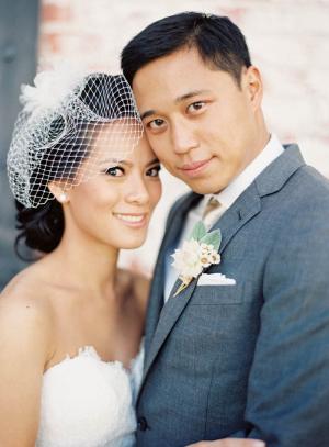 Jen Huang Wedding Photos