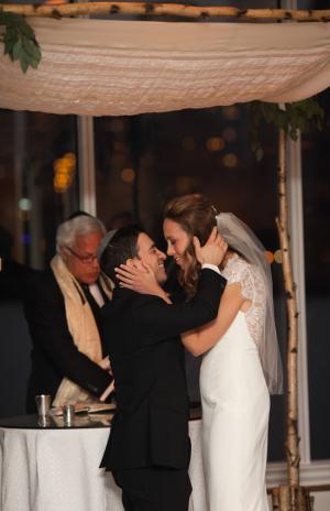 Jewish Wedding Customs Lindsay Madden Weddings