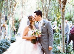 Just Married Valentina Glidden