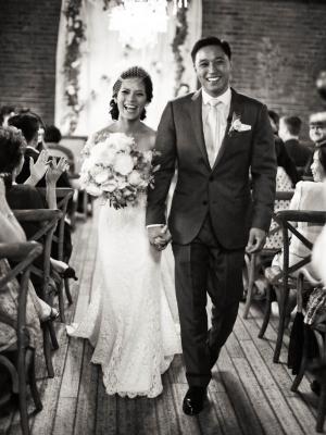 LA Carondelet House Wedding
