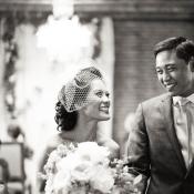 LA Loft Wedding Jen Huang