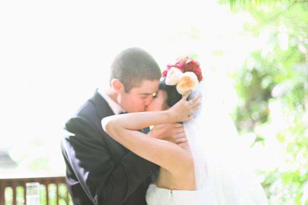 LA Wedding Adrienne Gunde