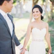 LA Wedding Jen Huang