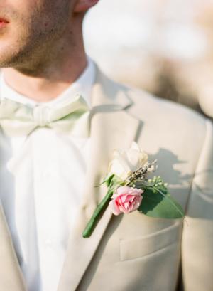 Light Taupe Suit Wedding Ideas