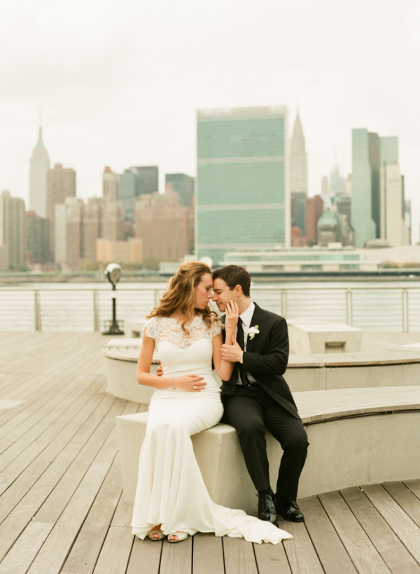Long Island City Wedding Lindsay Madden