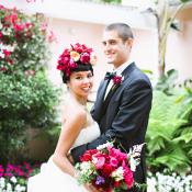 Los Angeles Wedding Adrienne Gunde