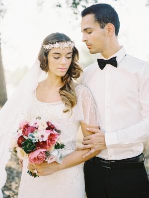 Mariel Hannah Romantic Wedding Photography
