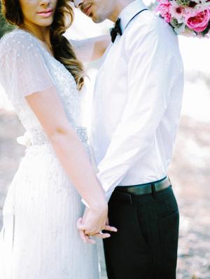 Mariel Hannah Wedding Photos