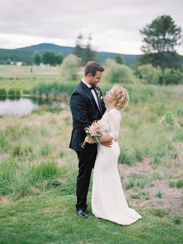 Marina Koslow Wedding Photos