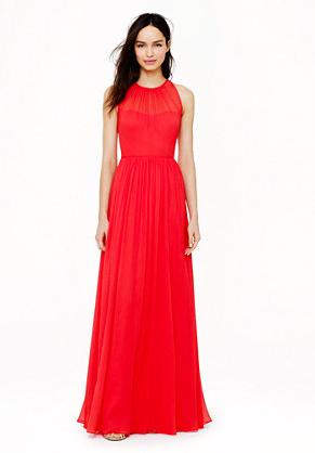 Megan Long Dress