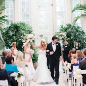 Mermaid Style Bridal Gown