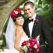 Modern LA Wedding Adrienne Gunde
