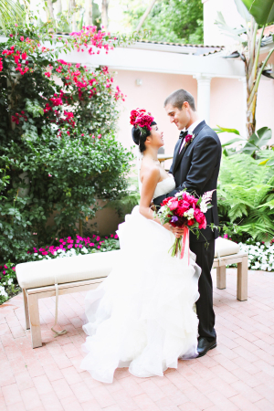 Modern Los Angeles Wedding1