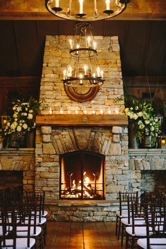Old Edwards Inn Highlands Wedding Venue