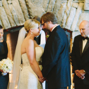 Old Edwards Inn Wedding Ceremony