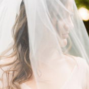 Ombre Bridal Hair Looks