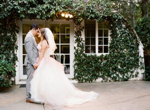 Outdoor California Wedding Valentina Glidden