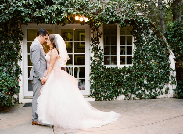 Outdoor California Wedding Valentina Glidden