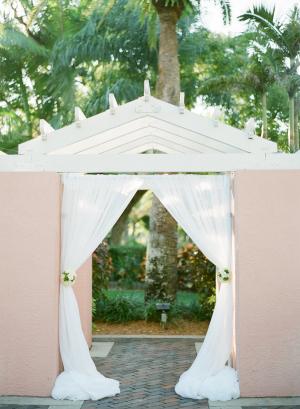 Outdoor Florida Wedding Inspiration