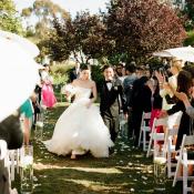 Palos Verdes Garden Wedding