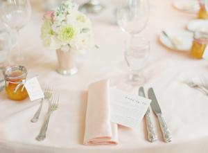 Pastel Wedding Table
