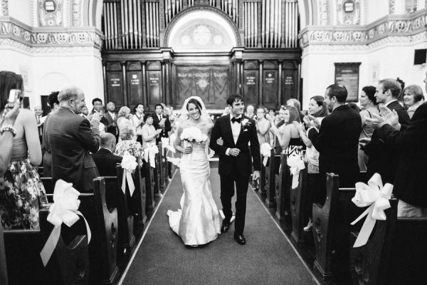 Philadelphia Church Wedding
