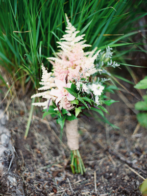 Pink Astilbe Bouquet