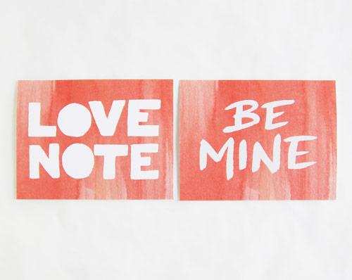 Printable Valentine Day Cards