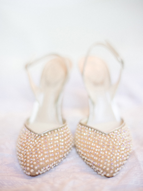 Rene Caovilla Pearl Shoes