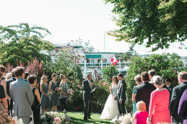 Roche Harbor Washington Wedding