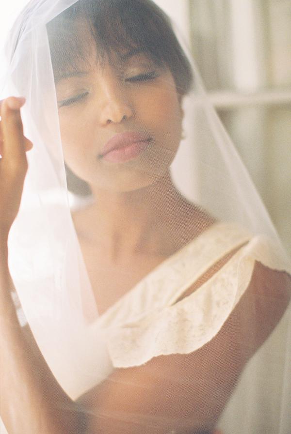 Romantic Boudoir Bridal Inspiration