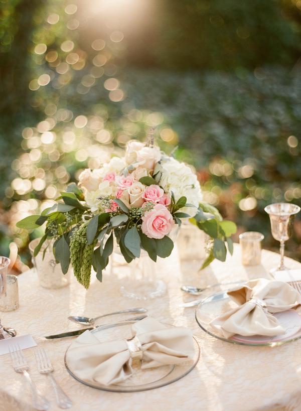Romantic Bridal Decor Inspiration