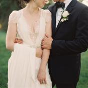 Romantic Cincinnati Wedding
