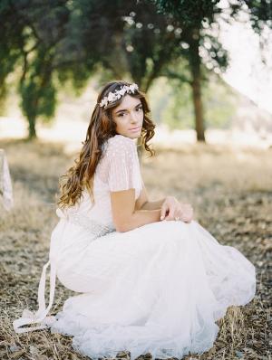 Romantic Elegant Bride