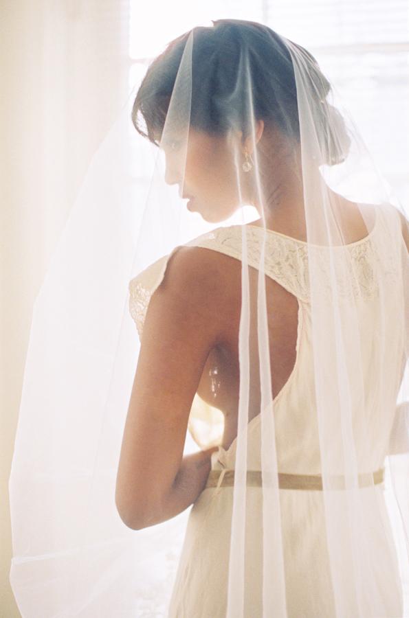 Romantic Lace Bridal Gown