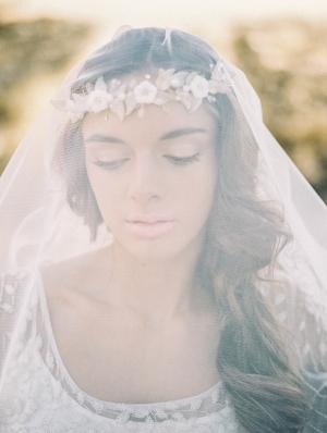 Romantic Veil
