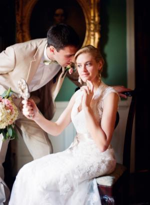 Romantic Virginia Bridal Inspiration