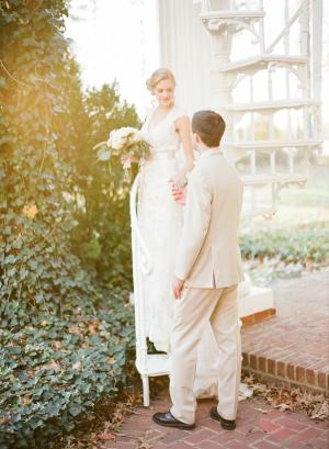 Romantic Wedding Inspiration from Michael Carina Photography