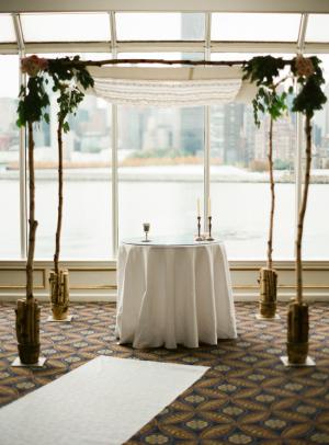 Rustic Chuppah Jewish Wedding Ideas