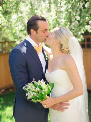 Spring Wedding in Aspen
