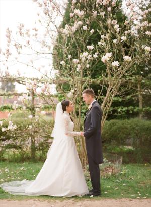 Spring Wedding in Surrey