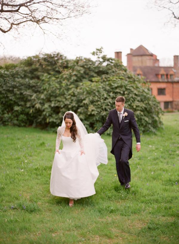 Surrey UK Wedding Aneta MAK