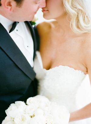 Sweetheart Neckline Bridal Gown