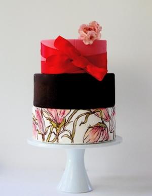 Velvet Maggie Austin Cake