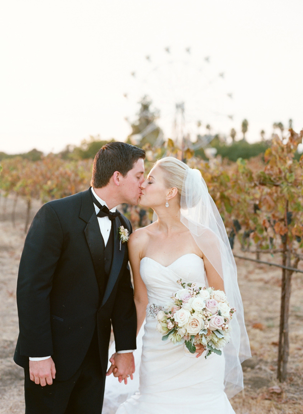Vineyard Wedding by Carrie Patterson