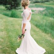 Watters Corainder Gown